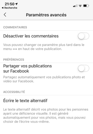 instagram-texte-alternatif